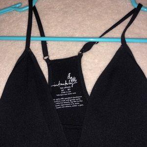 Free People Tops - Free people black bodysuit